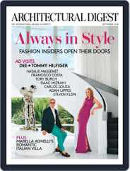 Architectural Digest (Digital) Subscription August 5th, 2014 Issue