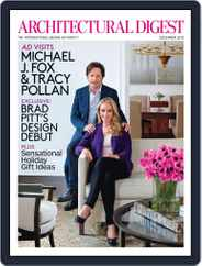 Architectural Digest (Digital) Subscription January 23rd, 2013 Issue
