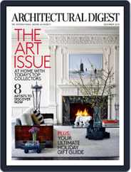 Architectural Digest (Digital) Subscription January 1st, 1970 Issue