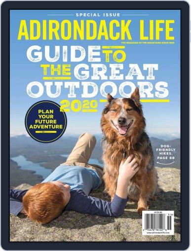 Adirondack Life (Digital) May 5th, 2020 Issue Cover