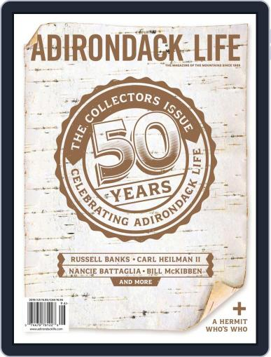 Adirondack Life (Digital) September 5th, 2019 Issue Cover