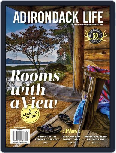 Adirondack Life (Digital) July 1st, 2019 Issue Cover