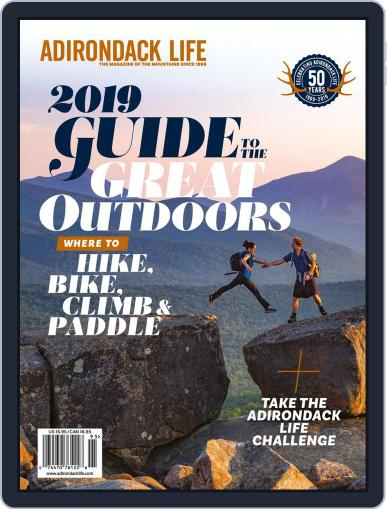 Adirondack Life (Digital) May 15th, 2019 Issue Cover