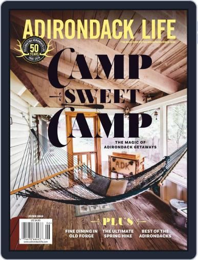 Adirondack Life (Digital) May 1st, 2019 Issue Cover