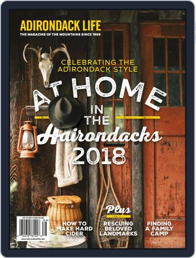 Adirondack Life (Digital) September 6th, 2018 Issue Cover