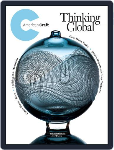 American Craft (Digital) June 1st, 2019 Issue Cover