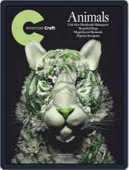 American Craft (Digital) Subscription April 1st, 2019 Issue