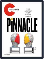 American Craft (Digital) Subscription October 1st, 2018 Issue