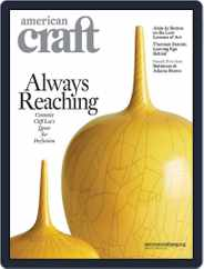American Craft (Digital) Subscription January 20th, 2015 Issue