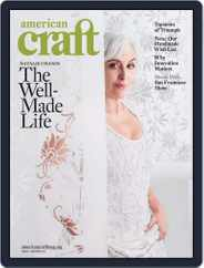 American Craft (Digital) Subscription July 23rd, 2012 Issue