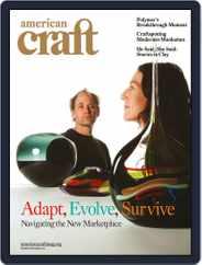 American Craft (Digital) Subscription September 19th, 2011 Issue