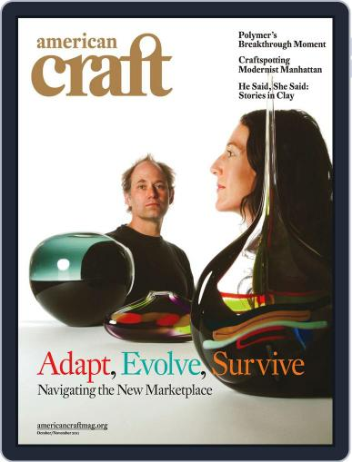 American Craft (Digital) September 19th, 2011 Issue Cover