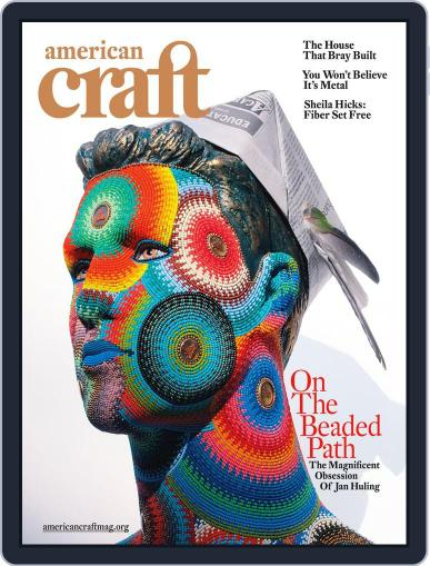 American Craft (Digital) May 24th, 2011 Issue Cover