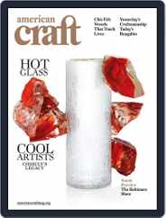 American Craft (Digital) Subscription January 31st, 2011 Issue