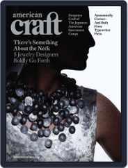 American Craft (Digital) Subscription November 12th, 2010 Issue