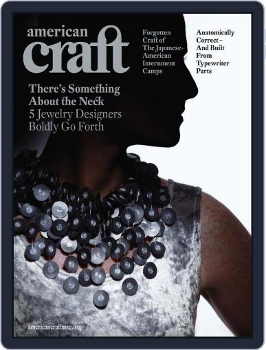 American Craft (Digital) November 12th, 2010 Issue Cover