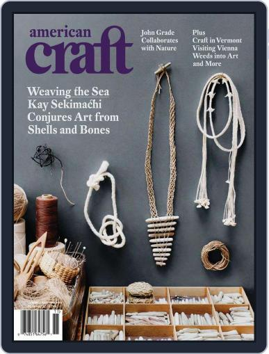 American Craft (Digital) September 13th, 2010 Issue Cover