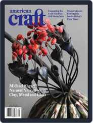 American Craft (Digital) Subscription March 15th, 2010 Issue