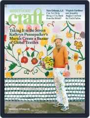 American Craft (Digital) Subscription April 2nd, 2009 Issue
