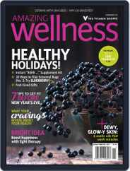 Amazing Wellness (Digital) Subscription November 1st, 2017 Issue