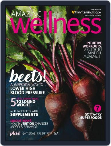 Amazing Wellness (Digital) January 1st, 2017 Issue Cover