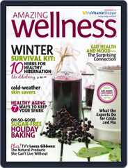 Amazing Wellness (Digital) Subscription September 1st, 2015 Issue