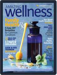 Amazing Wellness (Digital) Subscription July 1st, 2015 Issue