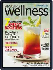Amazing Wellness (Digital) Subscription June 1st, 2015 Issue
