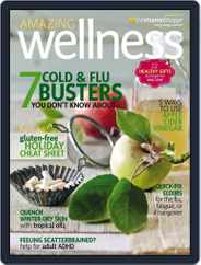 Amazing Wellness (Digital) Subscription October 28th, 2014 Issue