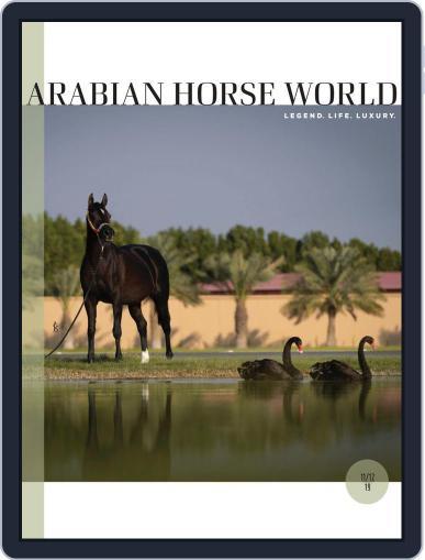 Arabian Horse World (Digital) November 1st, 2019 Issue Cover