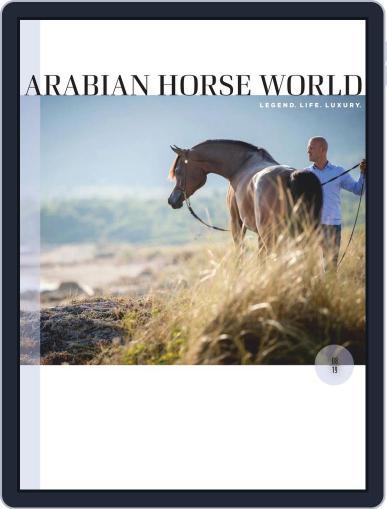 Arabian Horse World (Digital) August 1st, 2019 Issue Cover