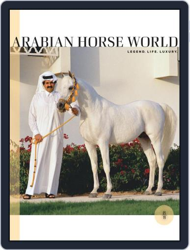 Arabian Horse World (Digital) May 1st, 2019 Issue Cover