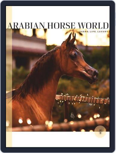 Arabian Horse World (Digital) April 1st, 2019 Issue Cover