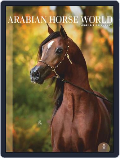 Arabian Horse World (Digital) February 1st, 2019 Issue Cover