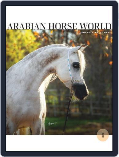 Arabian Horse World (Digital) December 1st, 2018 Issue Cover