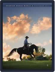 Arabian Horse World (Digital) Subscription October 1st, 2015 Issue