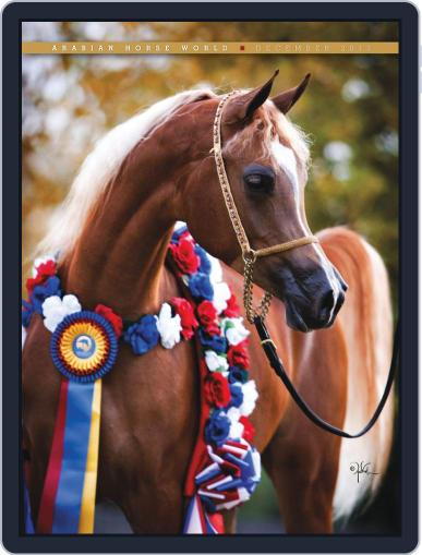Arabian Horse World (Digital) December 19th, 2011 Issue Cover