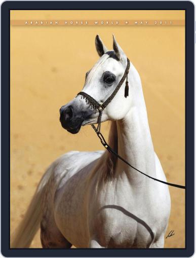 Arabian Horse World (Digital) May 13th, 2011 Issue Cover