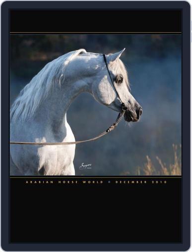Arabian Horse World (Digital) December 16th, 2010 Issue Cover