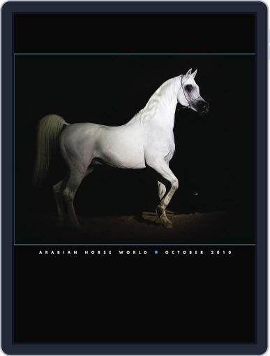 Arabian Horse World (Digital) October 12th, 2010 Issue Cover