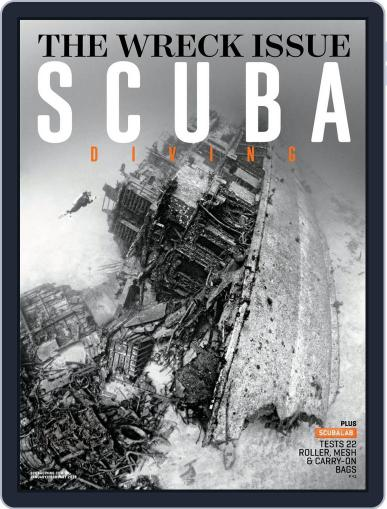 Scuba Diver January 1st, 2019 Digital Back Issue Cover
