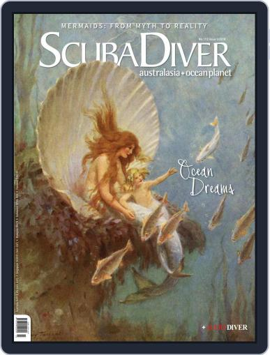 Scuba Diver September 1st, 2018 Digital Back Issue Cover