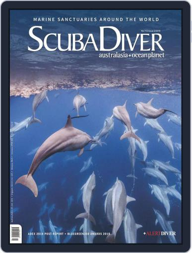 Scuba Diver February 1st, 2018 Digital Back Issue Cover