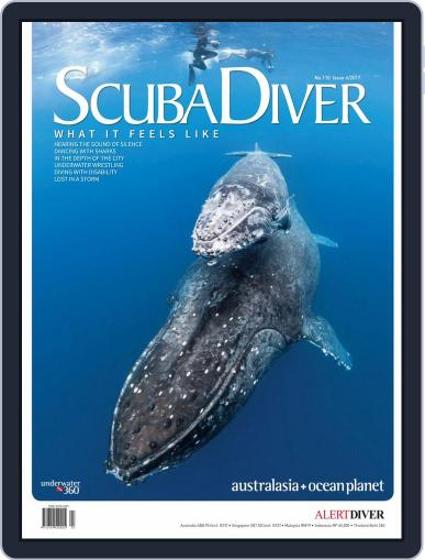Scuba Diver November 1st, 2017 Digital Back Issue Cover