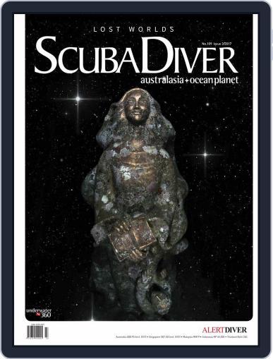 Scuba Diver October 1st, 2017 Digital Back Issue Cover