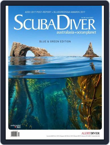 Scuba Diver April 1st, 2017 Digital Back Issue Cover