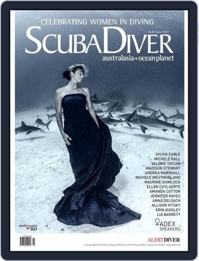 Scuba Diver January 1st, 2017 Digital Back Issue Cover