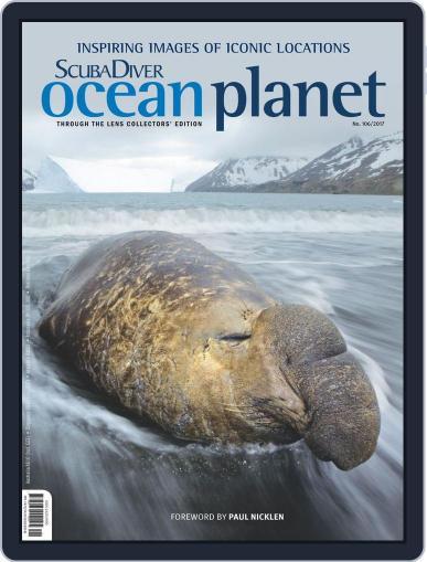 Scuba Diver December 1st, 2016 Digital Back Issue Cover