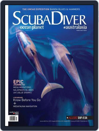 Scuba Diver November 1st, 2016 Digital Back Issue Cover