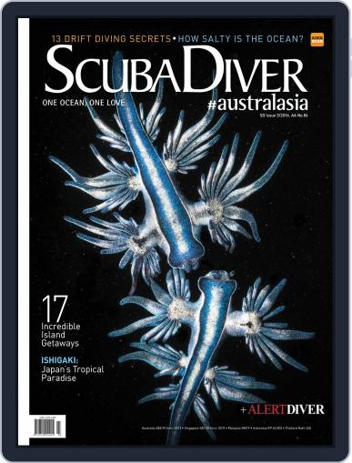 Scuba Diver May 1st, 2016 Digital Back Issue Cover